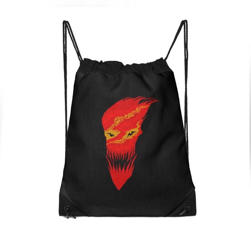 Mystery night Accessories Drawstring Bag Bag by barmalisiRTB
