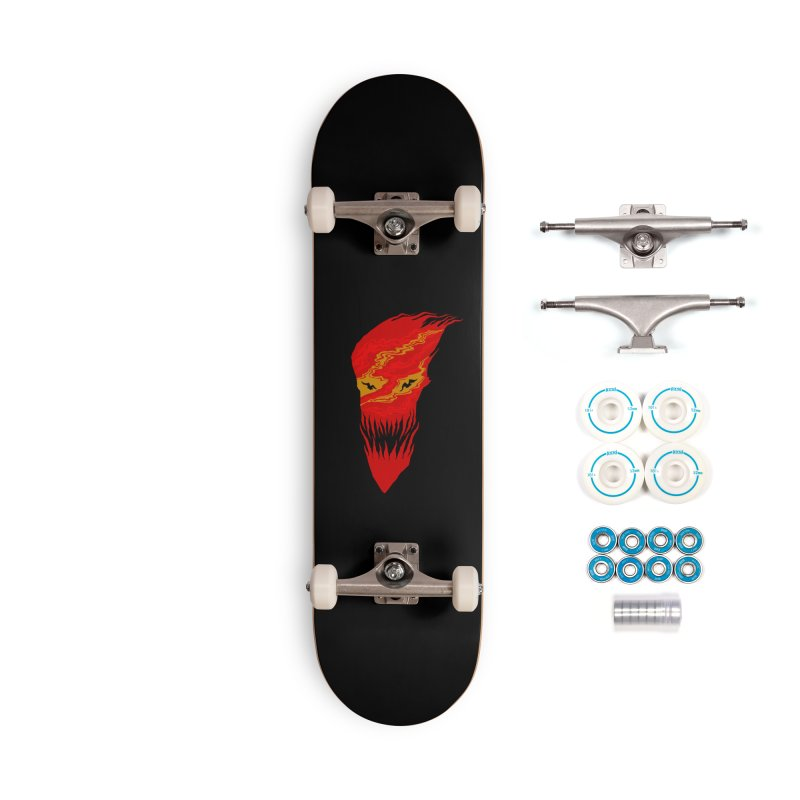 Mystery night Accessories Complete - Basic Skateboard by barmalisiRTB