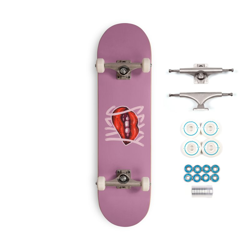 Sexy Lips Accessories Complete - Basic Skateboard by barmalisiRTB