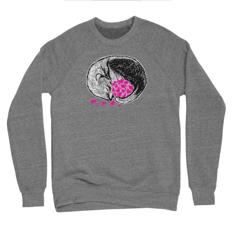 Ferret love Women's Sponge Fleece Sweatshirt by barmalisiRTB