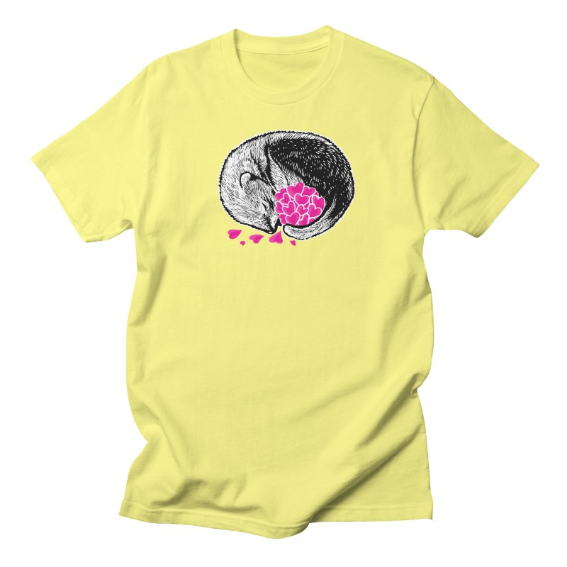 Ferret love Women's Regular Unisex T-Shirt by barmalisiRTB