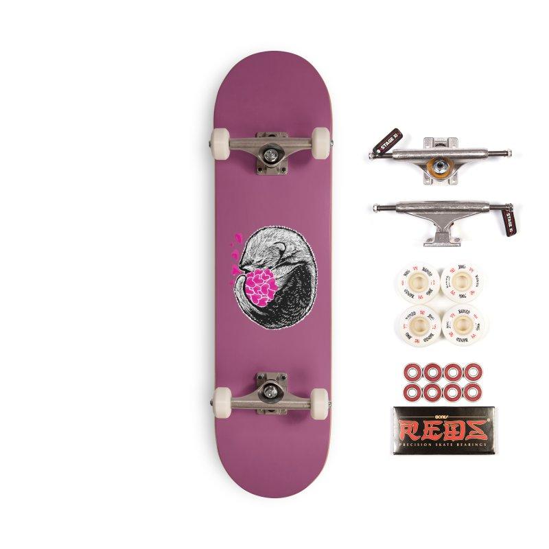 Ferret love Accessories Complete - Pro Skateboard by barmalisiRTB