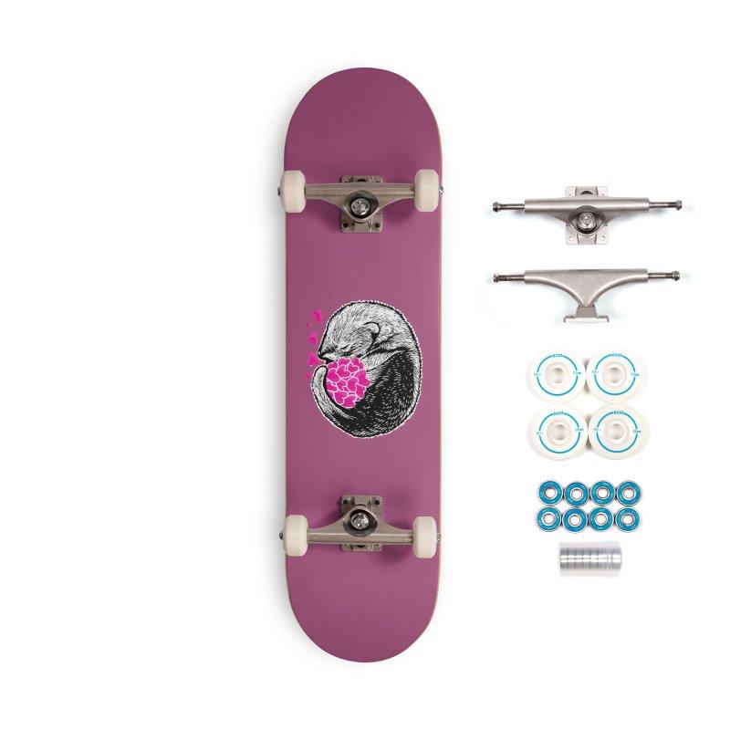 Ferret love Accessories Complete - Basic Skateboard by barmalisiRTB