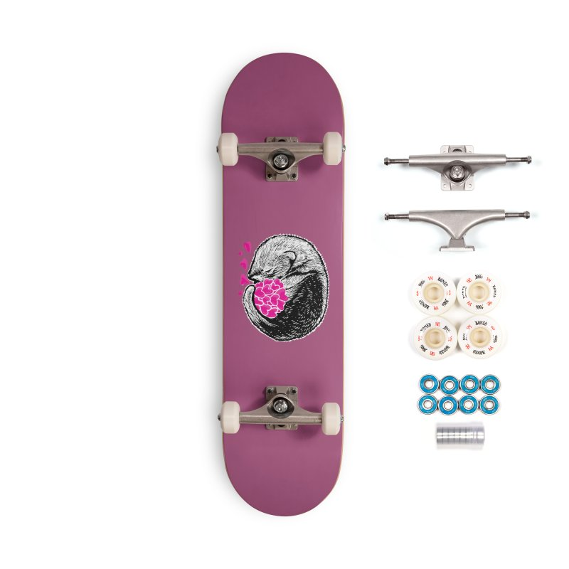 Ferret love Accessories Complete - Premium Skateboard by barmalisiRTB