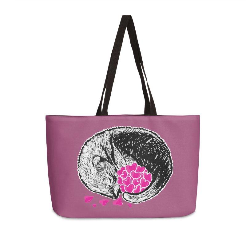 Ferret love Accessories Weekender Bag Bag by barmalisiRTB