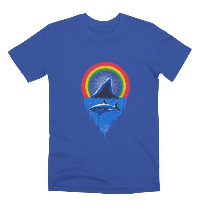 Save the shark Men's Premium T-Shirt by barmalisiRTB