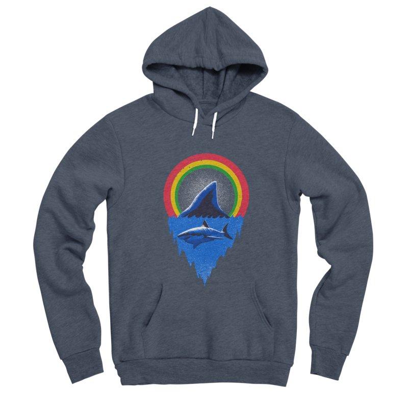 Save the shark Women's Sponge Fleece Pullover Hoody by barmalisiRTB