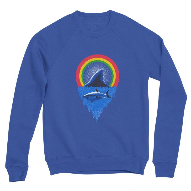 Save the shark Women's Sponge Fleece Sweatshirt by barmalisiRTB
