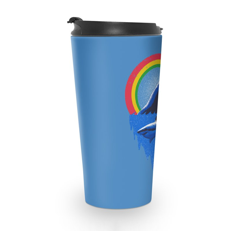 Save the shark Accessories Travel Mug by barmalisiRTB
