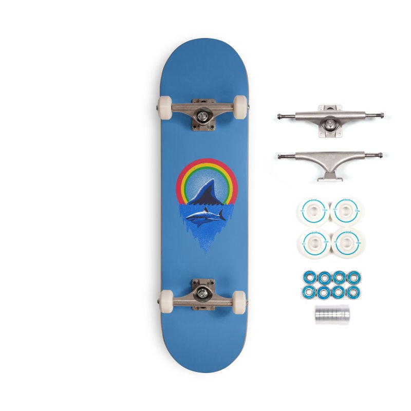 Save the shark Accessories Complete - Basic Skateboard by barmalisiRTB