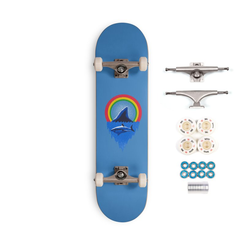 Save the shark Accessories Complete - Premium Skateboard by barmalisiRTB