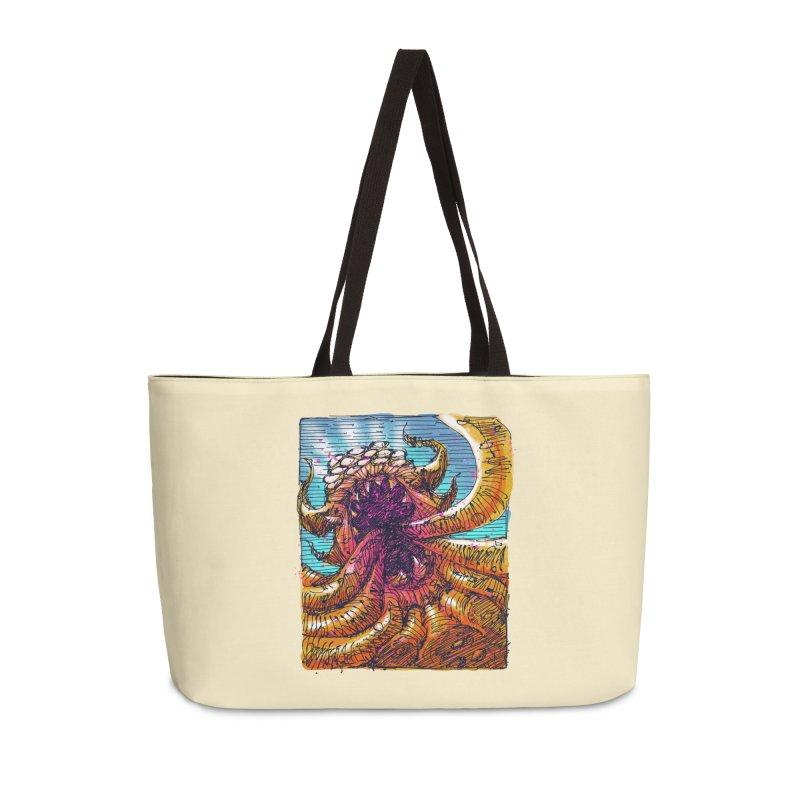 Tentacle monster Accessories Weekender Bag Bag by barmalisiRTB
