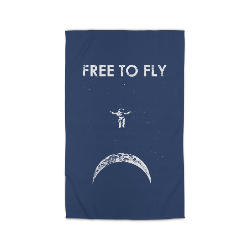 free to fly Home Rug by barmalisiRTB