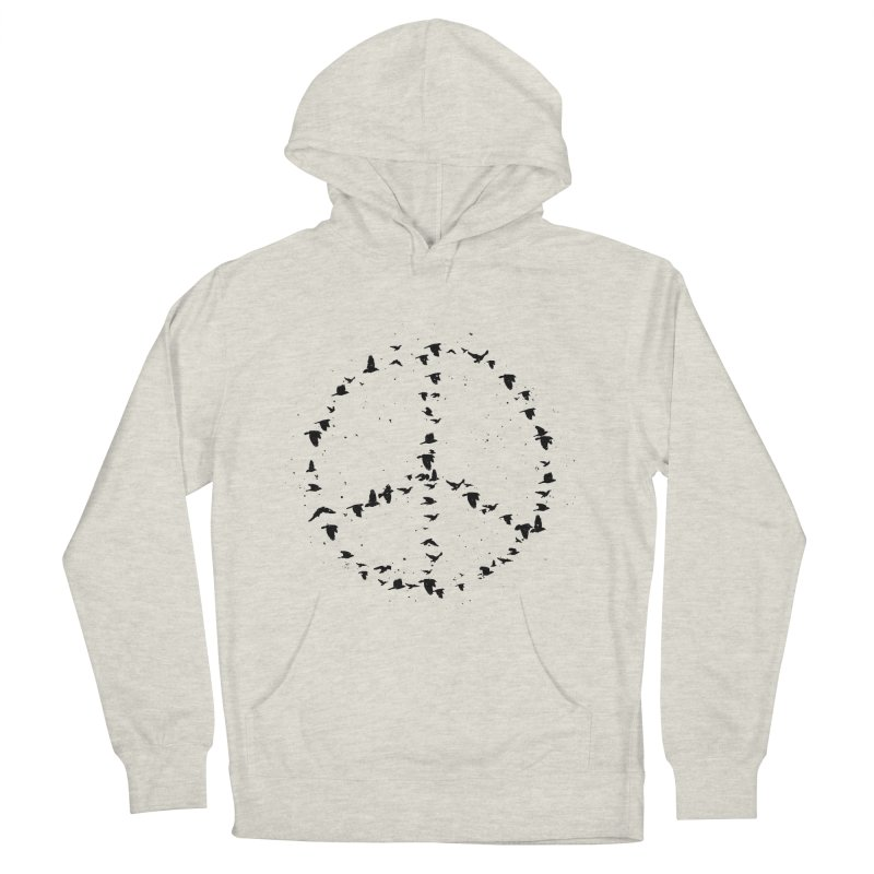 Peace Men's Pullover Hoody by barmalisiRTB