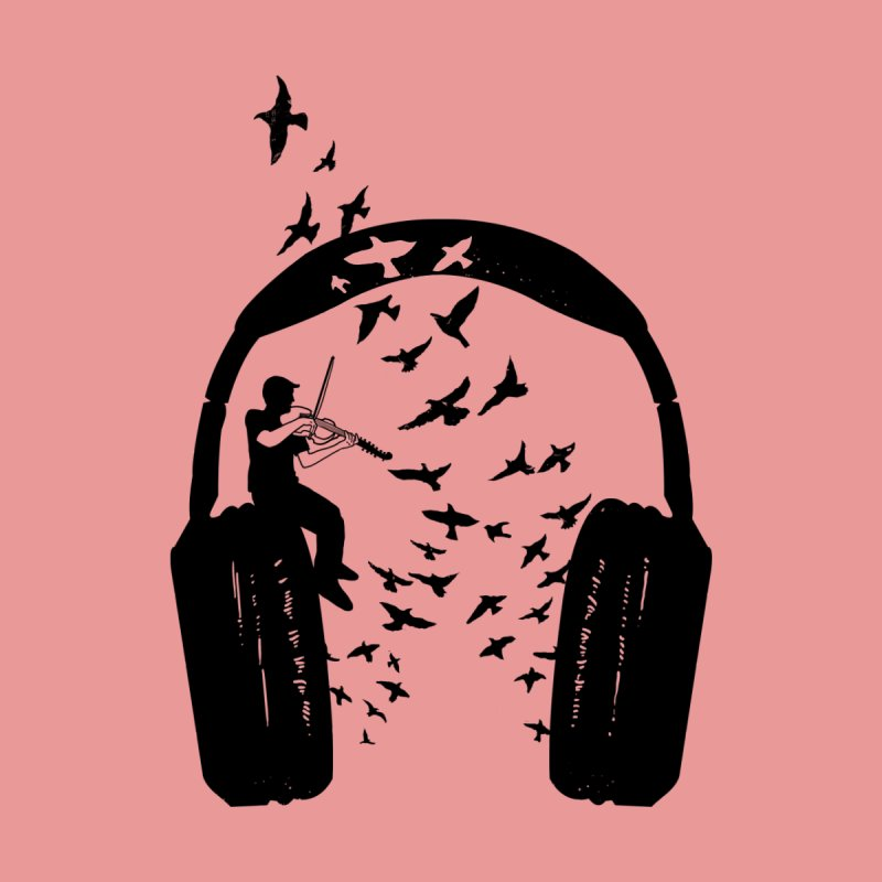 Headphone Viola Damore by barmalisiRTB