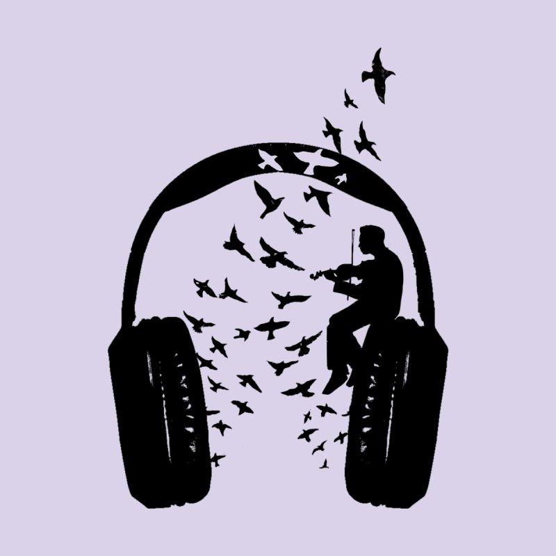 Headphone Violin by barmalisiRTB
