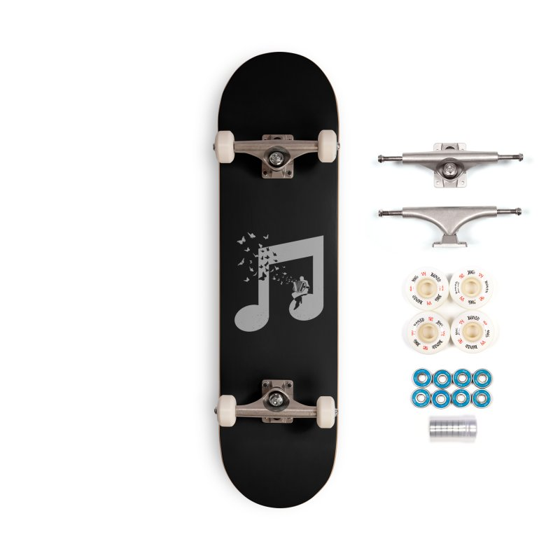 Accordion Butterfly Accessories Complete - Premium Skateboard by barmalisiRTB