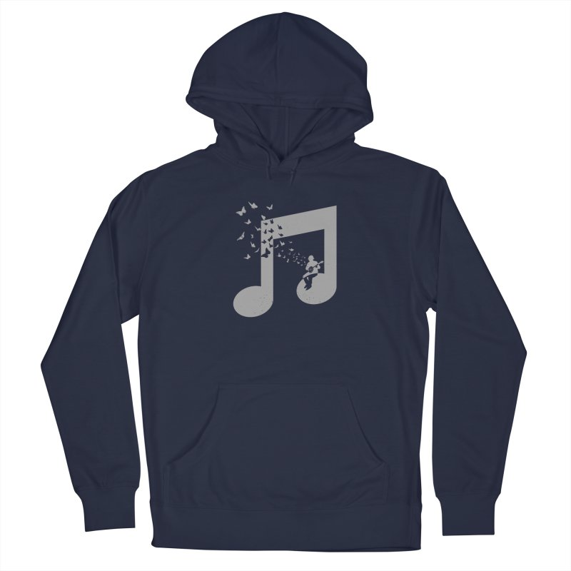 Banjo Music Men's Pullover Hoody by barmalisiRTB