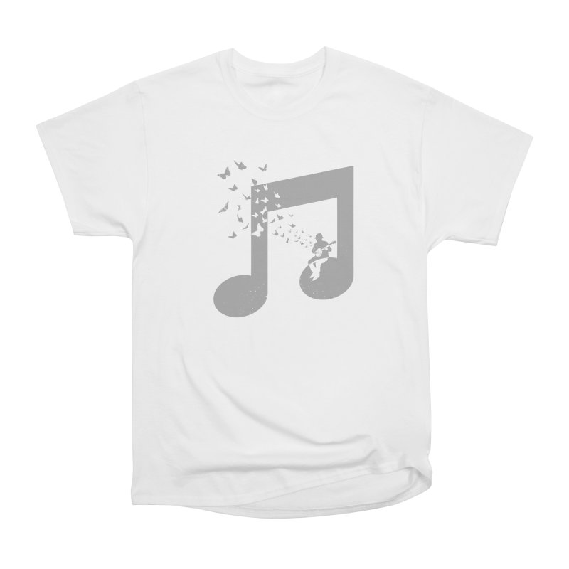 Banjo Music Men's Heavyweight T-Shirt by barmalisiRTB