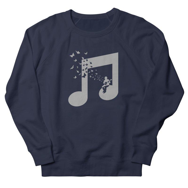 Banjo Music Men's French Terry Sweatshirt by barmalisiRTB