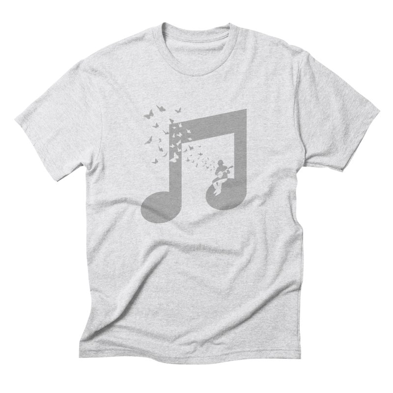 Banjo Music Men's Triblend T-Shirt by barmalisiRTB