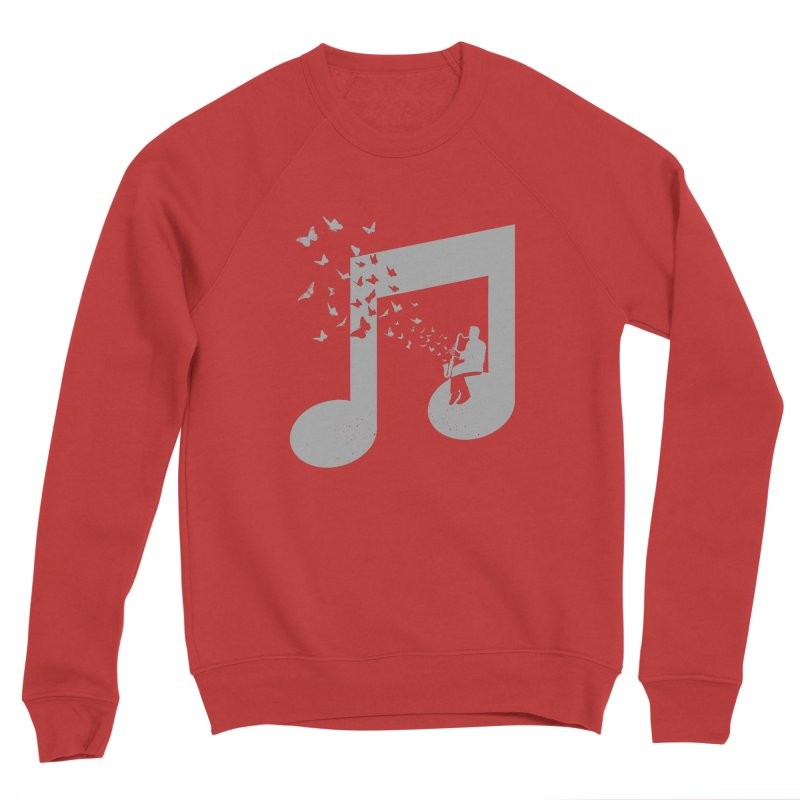 Bass Clarinet Music Women's Sponge Fleece Sweatshirt by barmalisiRTB
