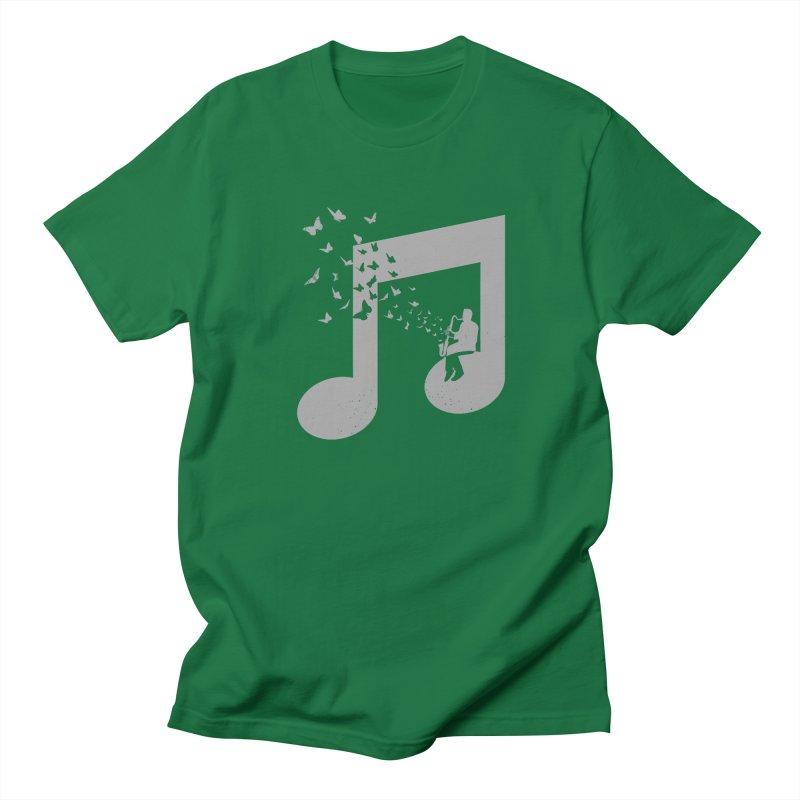 Bass Clarinet Music Women's Regular Unisex T-Shirt by barmalisiRTB