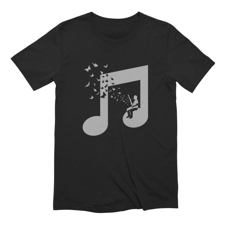 Bassoon Music Men's Extra Soft T-Shirt by barmalisiRTB