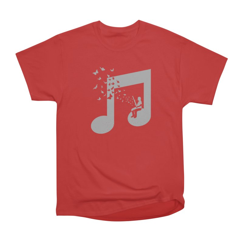 Bassoon Music Women's Heavyweight Unisex T-Shirt by barmalisiRTB