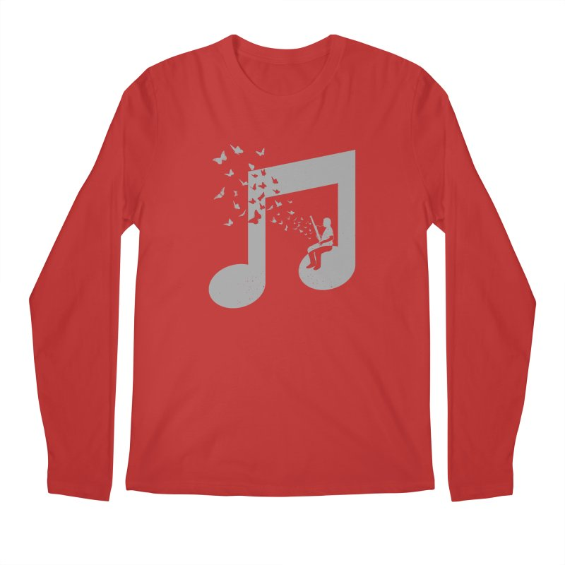 Bassoon Music Men's Regular Longsleeve T-Shirt by barmalisiRTB