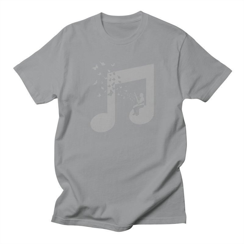 Bassoon Music Men's Regular T-Shirt by barmalisiRTB