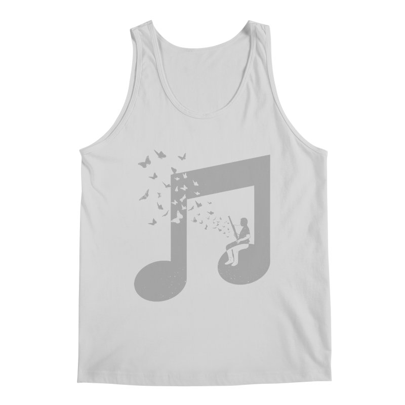 Bassoon Music Men's Regular Tank by barmalisiRTB