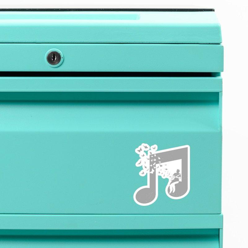 Cigar Box Guitar Music Accessories Magnet by barmalisiRTB