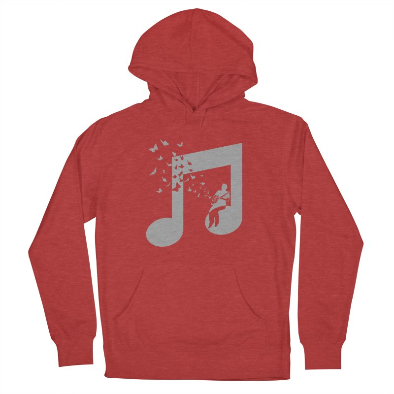 Cigar Box Guitar Music Women's French Terry Pullover Hoody by barmalisiRTB