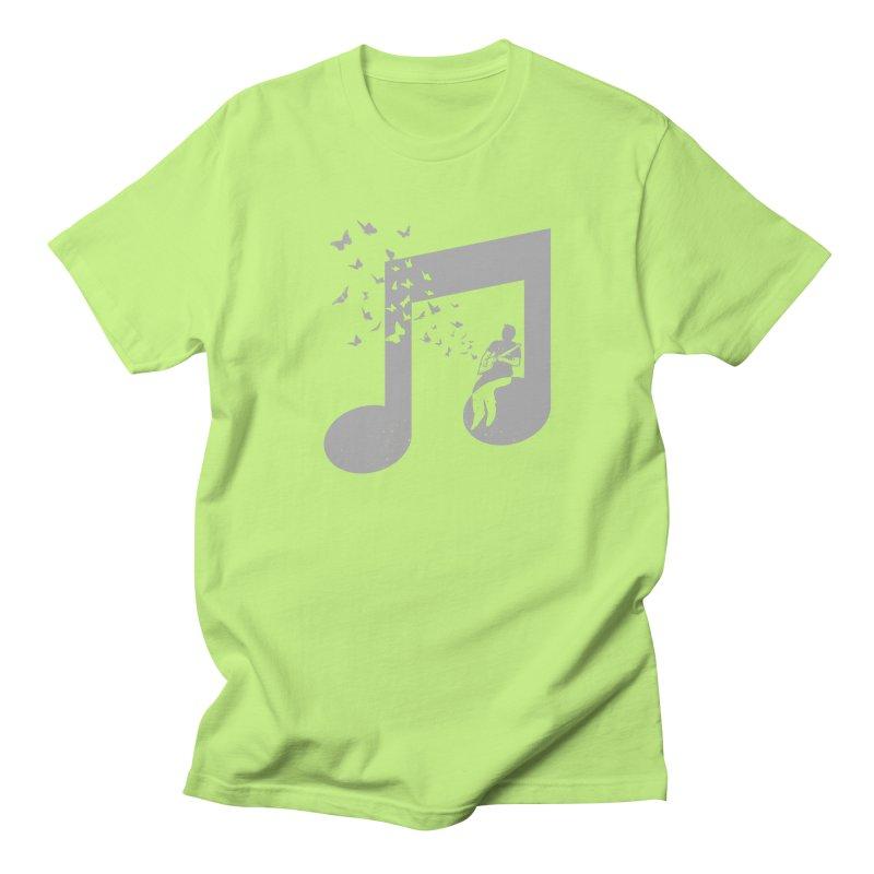 Cigar Box Guitar Music Women's Regular Unisex T-Shirt by barmalisiRTB