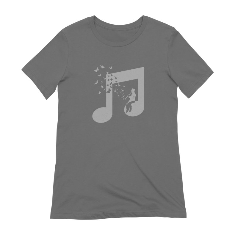 Clarinet Music Women's T-Shirt by barmalisiRTB