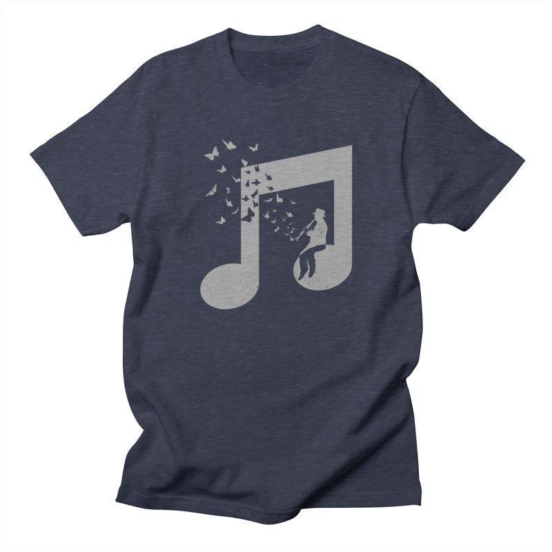 Clarinet Music Women's Regular Unisex T-Shirt by barmalisiRTB
