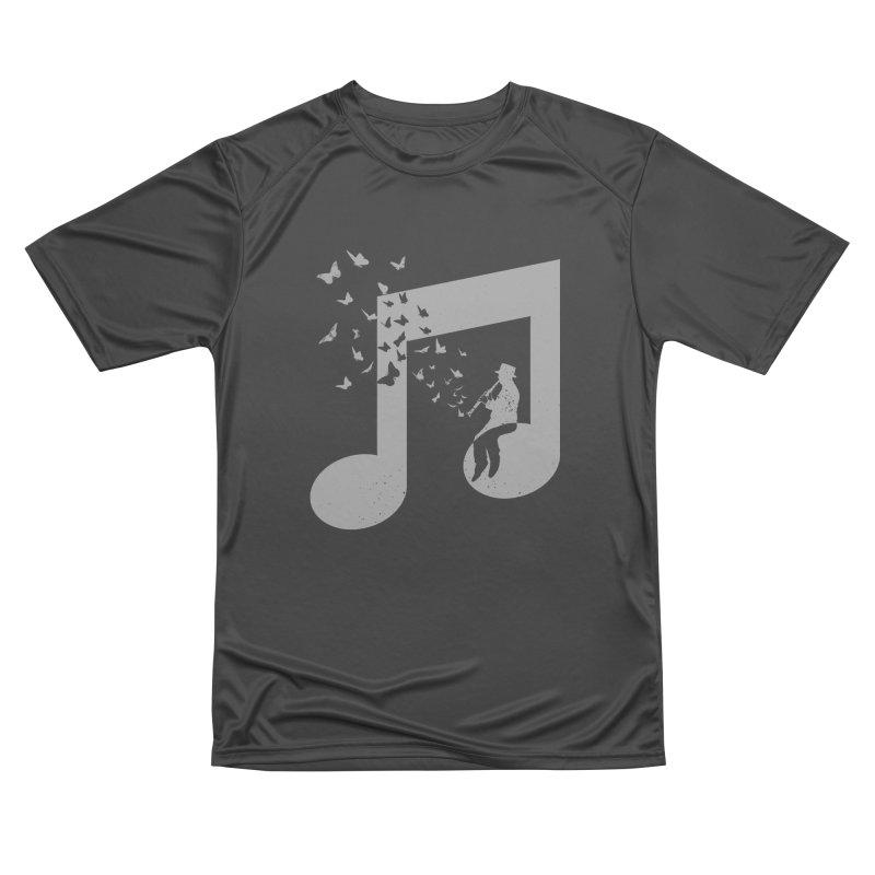 Clarinet Music Women's Performance Unisex T-Shirt by barmalisiRTB