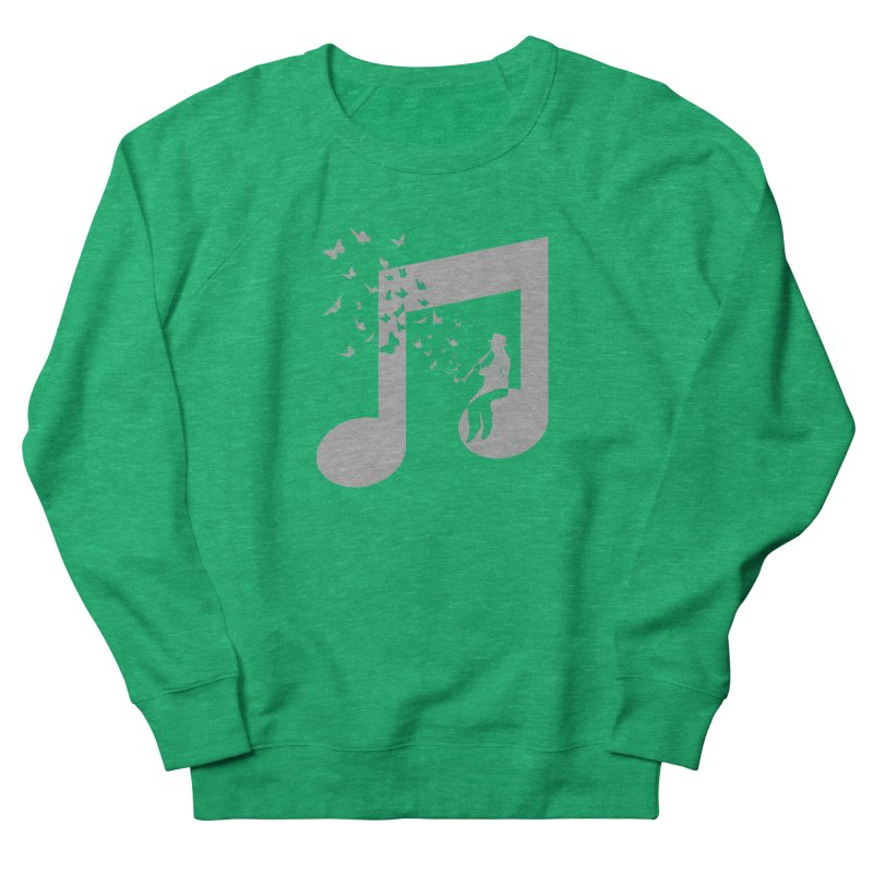 Clarinet Music Women's Sweatshirt by barmalisiRTB