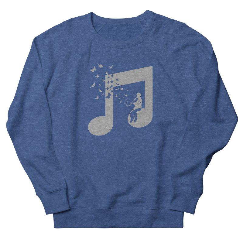 Clarinet Music Men's Sweatshirt by barmalisiRTB