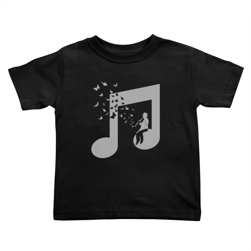 Clarinet Music Kids Toddler T-Shirt by barmalisiRTB