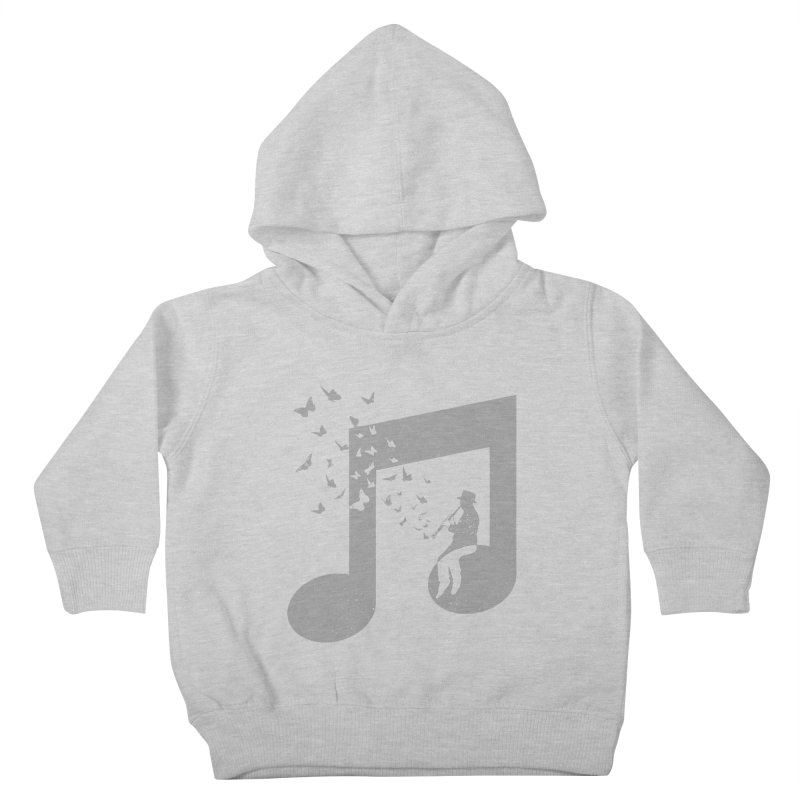Clarinet Music Kids Toddler Pullover Hoody by barmalisiRTB