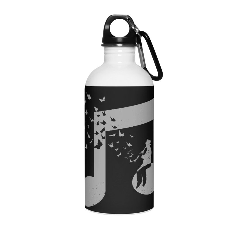 Clarinet Music Accessories Water Bottle by barmalisiRTB
