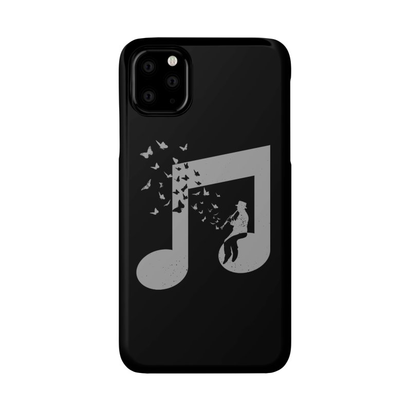 Clarinet Music Accessories Phone Case by barmalisiRTB