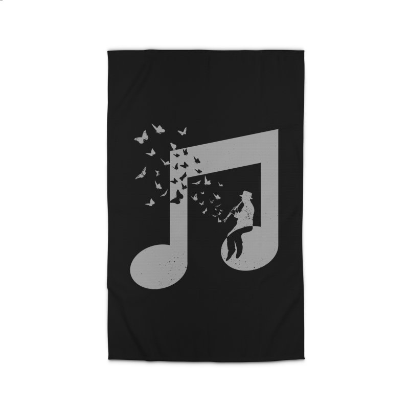 Clarinet Music Home Rug by barmalisiRTB