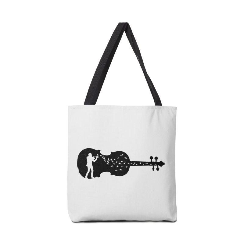Violinist Accessories Tote Bag Bag by barmalisiRTB