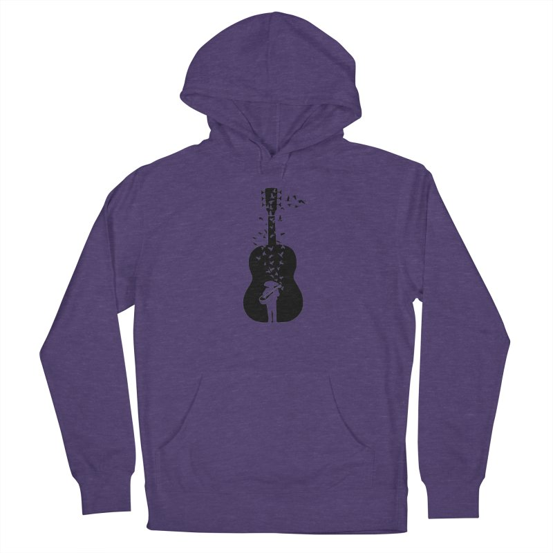 Mexican Mariachi Women's French Terry Pullover Hoody by barmalisiRTB