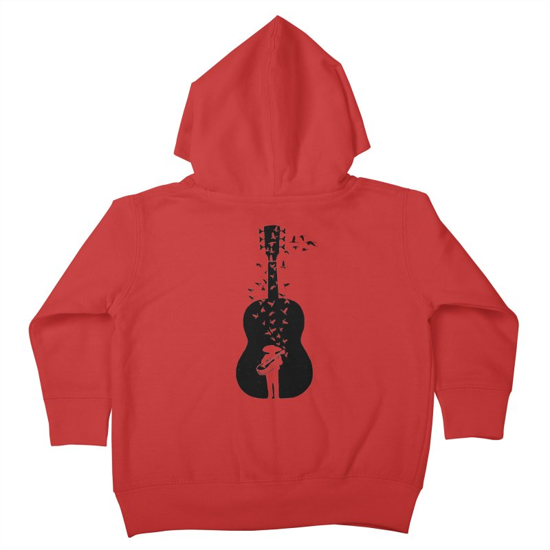 Mexican Mariachi Kids Toddler Zip-Up Hoody by barmalisiRTB