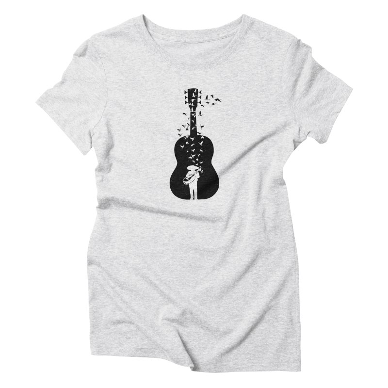 Mexican Mariachi Women's T-Shirt by barmalisiRTB