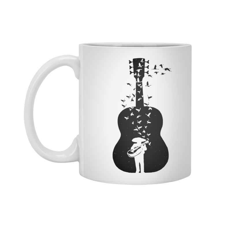 Mexican Mariachi Accessories Standard Mug by barmalisiRTB